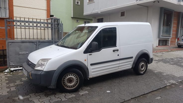 2007model ford connect 1.8 tdci
