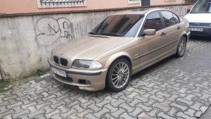 2001 BMW 3.16