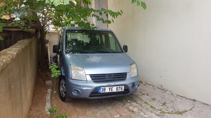 2009 FORD CONNECT COLORLİNE