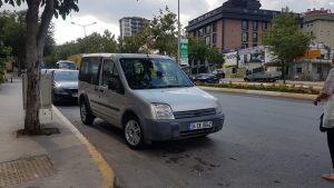 2007 fordconnect 1.8tdci 75bg  km:102.500 FIYAT:55.500