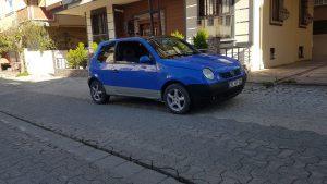 2001 wosvagen luppo,otomobil 1.4 lpg li fiyat:47.000