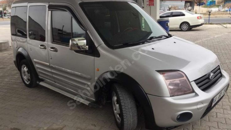 2010 FORD CONNECT KM:250.000