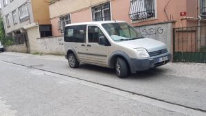 2007 CONNECT KM:130000