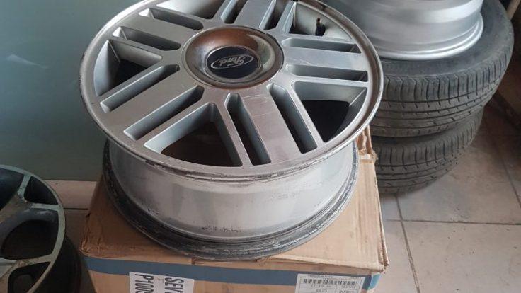 FORD ÇELİK JANT 5X108 15 EBAT ADED FIYAT 650